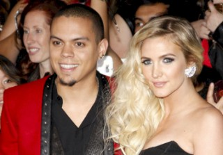 Ashlee Simpson and 90210 Alum Evan Ross are Engaged