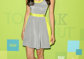 Anatomy of an Outfit: Nina Dobrev's Little Gray Dress