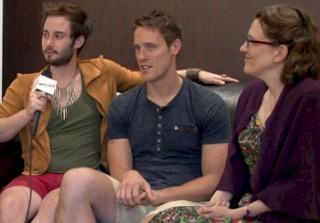 Husbands\' Jane Espenson, Brad Bell, and Sean Hemeon Tease Season 3 and a Secret Guest Star! — Exclusive