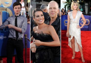 Glee Hits The Big Screen! Stars Rock The 3D Concert Movie Premiere