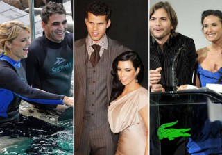 Wetpaint Entertainment's Top 11 Most Shocking Breakups of 2011