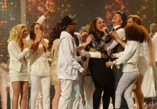 The X Factor Finale: Simon Cowell and the Other Judges Sound Off