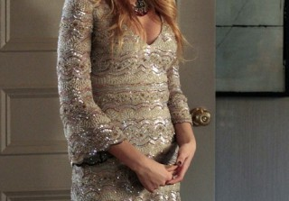 Gossip Girl Fashion: Sparkle Like Serena!