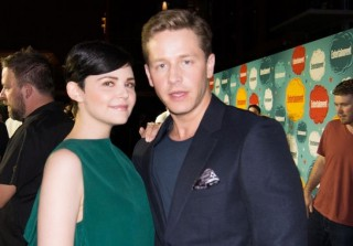 Newly-Engaged Once Upon a Time Stars Ginnifer Goodwin And Josh Dallas Are Expecting Their First Child Together!