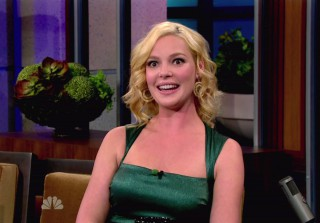 Katherine Heigl Opens Up About Her Pregnancy