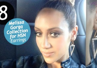 Melissa Gorga's Best Looks — Chanel, Her HSN Jewelry Line, and More! (Video)