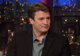 Nathan Fillion Talks About a Mysterious Injury (VIDEO)