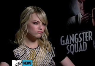 Emma Stone Talks Battling Shailene Woodley for Boyfriend Andrew Garfield's Affection! (VIDEO)