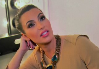What Kim Kardashian Didn\'t Want to Tell Kris Humphries While They Were Married (VIDEO)