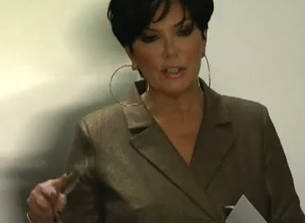 Unseen Footage! Kris and Bruce Have Communication Problems on Keeping Up With the Kardashians