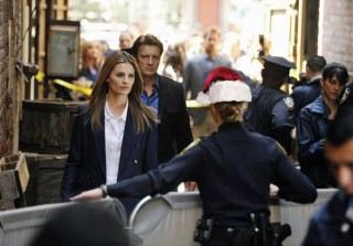 Castle Christmas Fan Fiction: \