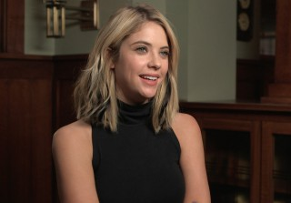 "Pretty Little Liars Scoop: Ashley Benson Teases a ""Darker, Edgier"" Hanna in Season 5 — Exclusive (VIDEO)"