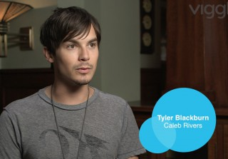 "Pretty Little Liars Season 5: Caleb Is ""Tortured Inside,"" Says Tyler Blackburn — Exclusive (VIDEO)"