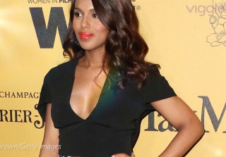 Kerry Washington Debuts Her Post Baby Bod, Looks Amazing Two Months After Giving Birth! (VIDEO)