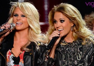 Miranda Lambert Shows Off 45-Pound Weight Loss During Duet With Carrie Underwood (VIDEO)