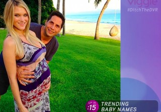 Joe Francis\'s Girlfriend\'s Huge Baby Bump, Surprising Popular Baby Names, and More! (VIDEO)