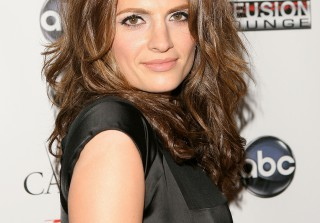 Stana Katic Says Beckett has a Wild Side