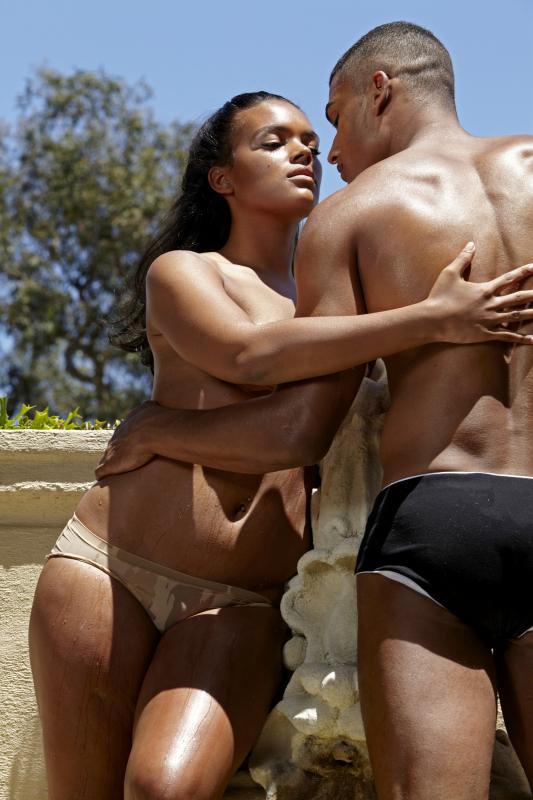 james bond sexy nude