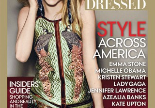 Emma Stone Covers Vogue\'s Best-Dressed Issue For 2012: Here Are Her Hottest Red Carpet Looks (PHOTOS)