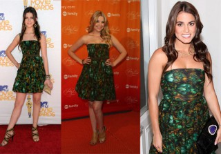 Who Wore It Best? Ashley Benson vs. Nicola Peltz vs. Nikki Reed