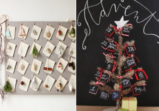 Very Merry DIY Advent Calendars — You Will Love Making These!