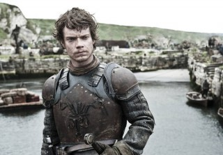 Alfie Allen on the \