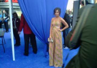 Hellcats Stars on the Red Carpet at the People\'s Choice Awards