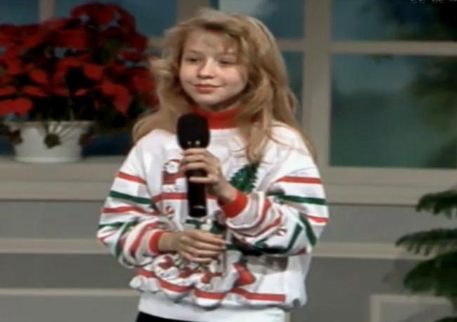 christina aguilera 1991 - photo #21