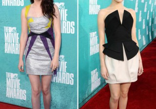 Best Looks at the 2012 MTV Movie Awards