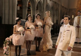 Gossip Girl Fashion: Be Pretty in Pink Like Blair's Bridesmaids