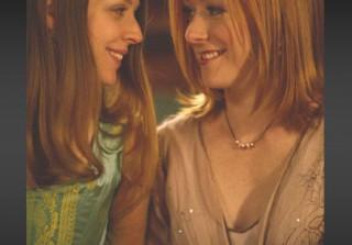 Alyson Hannigan: Lesbian Relationship on Buffy Was \