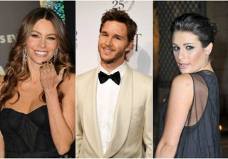 Celebrity New Year\'s Resolutions: Stars Look Ahead at 2012