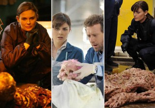 Bones's Most Disgusting Corpses of All Time: Emily Deschanel and Co-Stars Pick Their Favorites