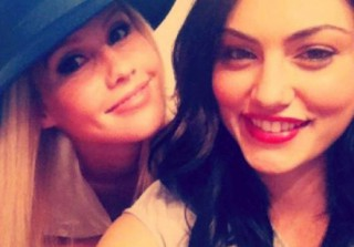 Supernatural BFFs! Claire Holt and Phoebe Tonkin's Most Adorable Pics