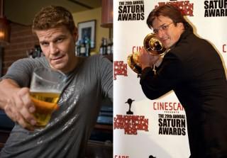 Who\'s Hotter: Bones\' David Boreanaz or Castle\'s Nathan Fillion?