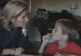 Deaf Mother Hears Her Son Speak For the First Time