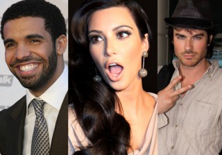 Wetpaint\'s 2012 Wishes for Our Favorite Celebrities: From Drake to Kim Kardashian to Ian Somerhalder