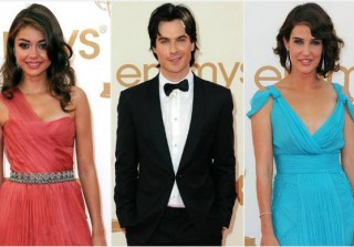 Emmys 2011 Red Carpet Photos!