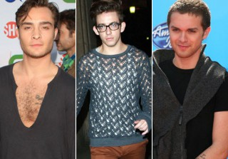 Epic Male Celebrity Fashion Fails: Really Deep V\'s and Missing Sleeves (PHOTOS)