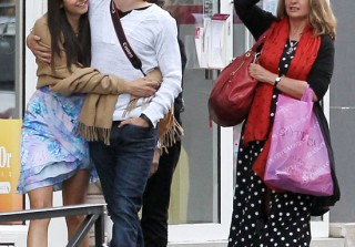 PDA in Paris! Ian Somerhalder and Nina Dobrev Act Like They\'re in Love