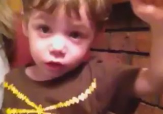 Jace Loves Mommy and Pizza: Cute Teen Mom Video of the Day