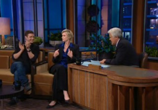 Jane Lynch on Leno, September 20, 2010, Pt. 2