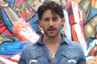 Joe Manganiello Takes Us On a Graffitti Date!