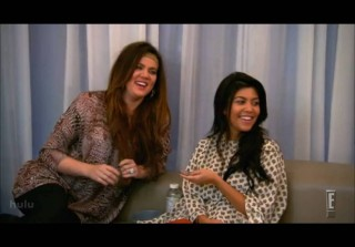 Kourtney and Khloe Kardashian Harass Kris Humphries in Kourtney and Kim Take New York Season 2, Episode 7 (VIDEO)