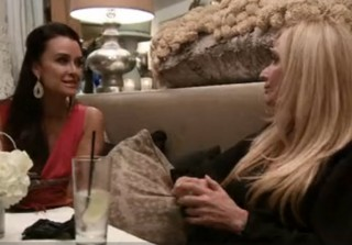 Real Housewives\' Kim Richards Tells Sister Kyle Richards She Might Not Attend Portia\'s Birthday Party