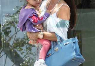 Kyle Richards Has an Afternoon out With Her Girls