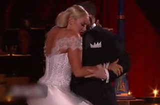 Chaz Bono & Lacey Schwimmer\'s Tango Flop, DWTS Season 13, Week 6 (VIDEO)