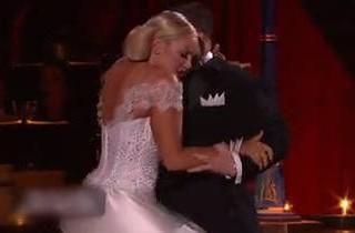 Chaz Bono & Lacey Schwimmer\'s Tango Flop, DWTS Season 13, Week 6 (VIDEO)