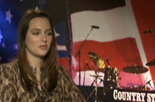 Leighton Meester Talks New Album With MTV News