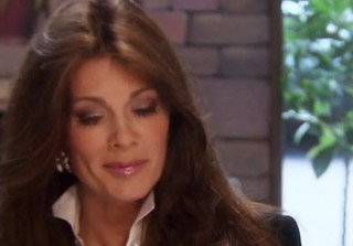 Will Lisa Vanderpump and Adrienne Maloof Make Up? (VIDEO)